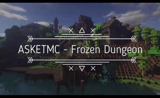 Групповой рейд – осада замка в ледяном мире на Asketmc RPG