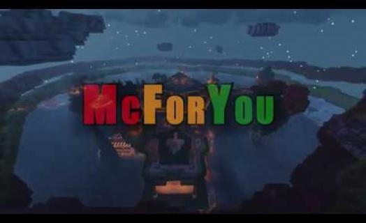 Возможности сервера McForYou