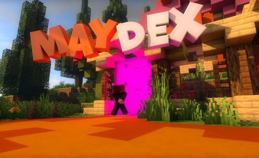 Небольшой видео-обзор сервера Maydex <3 – скоро обновим его!