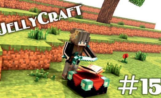 Сервер JellyCraft: гонки на лодках и обход построек игроков