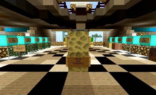 Трейлер 13 интересных серверов на Minecraft Only!
