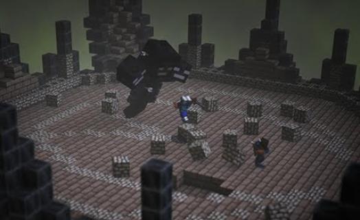 Промо ролик мини-игры Wither's Challenge