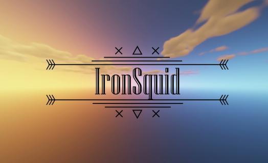 Мини-трейлер IronSquid