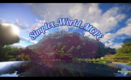 Обзор сервера Simplex World MCPE