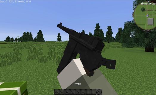Обзор основной модификации сервера Vic's Modern Warfare 2