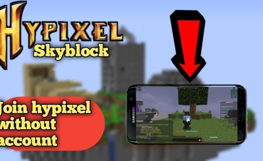 Обзор Skyblock на сервере Fakepixel