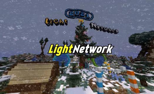 Официальный трейлер игрового сервера LightNetwork